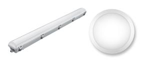 LED Vesitiiviit Valaisimet