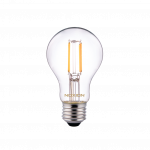 Noxion Lucent Classic LED Filament A60 E27 5W 822-827 Kirkas | Himmennettävä - Erittäin Lämmin Valkoinen - Korvaa 40W