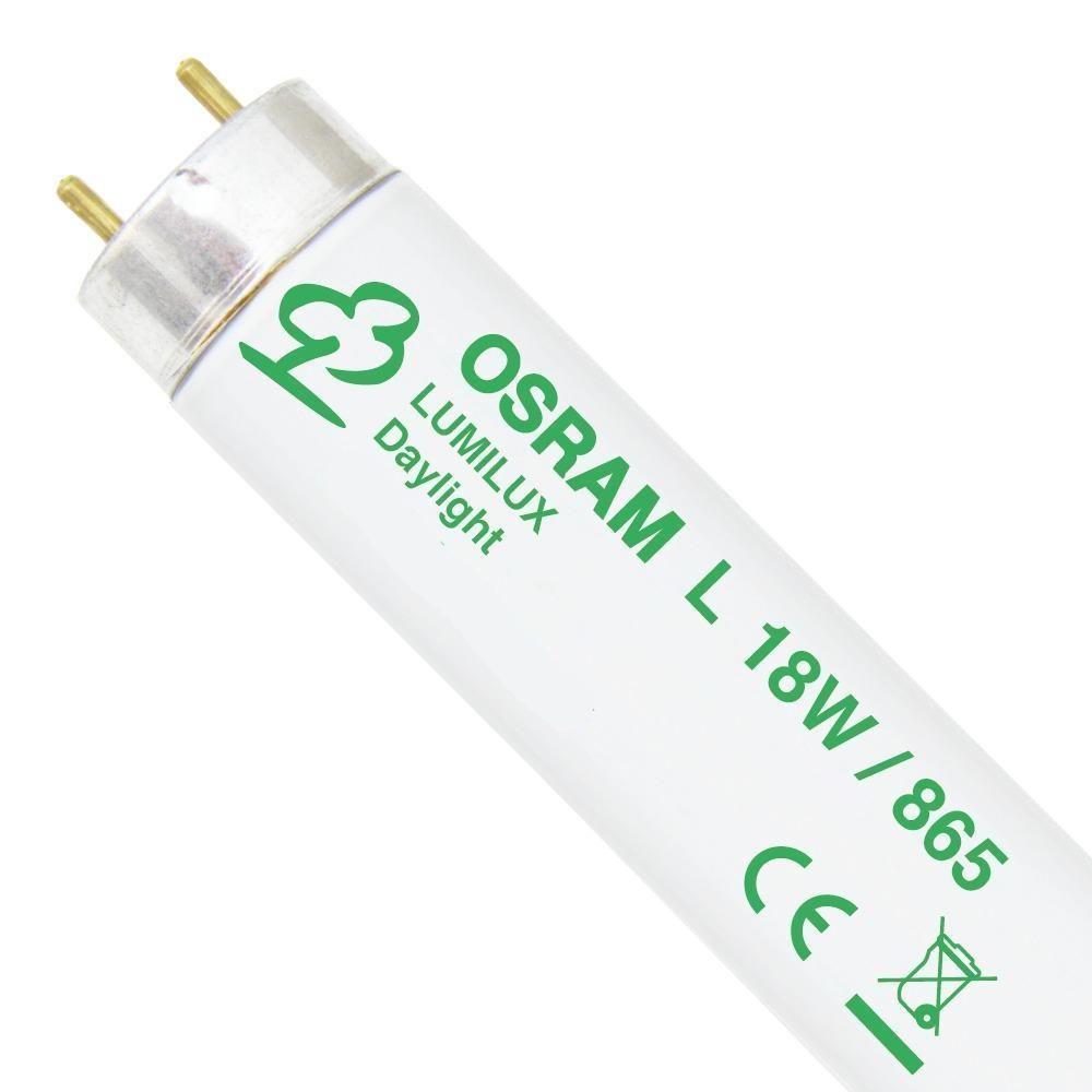 Osram L 18W 865 Lumilux | 59cm - Päivänvalo Valkoinen