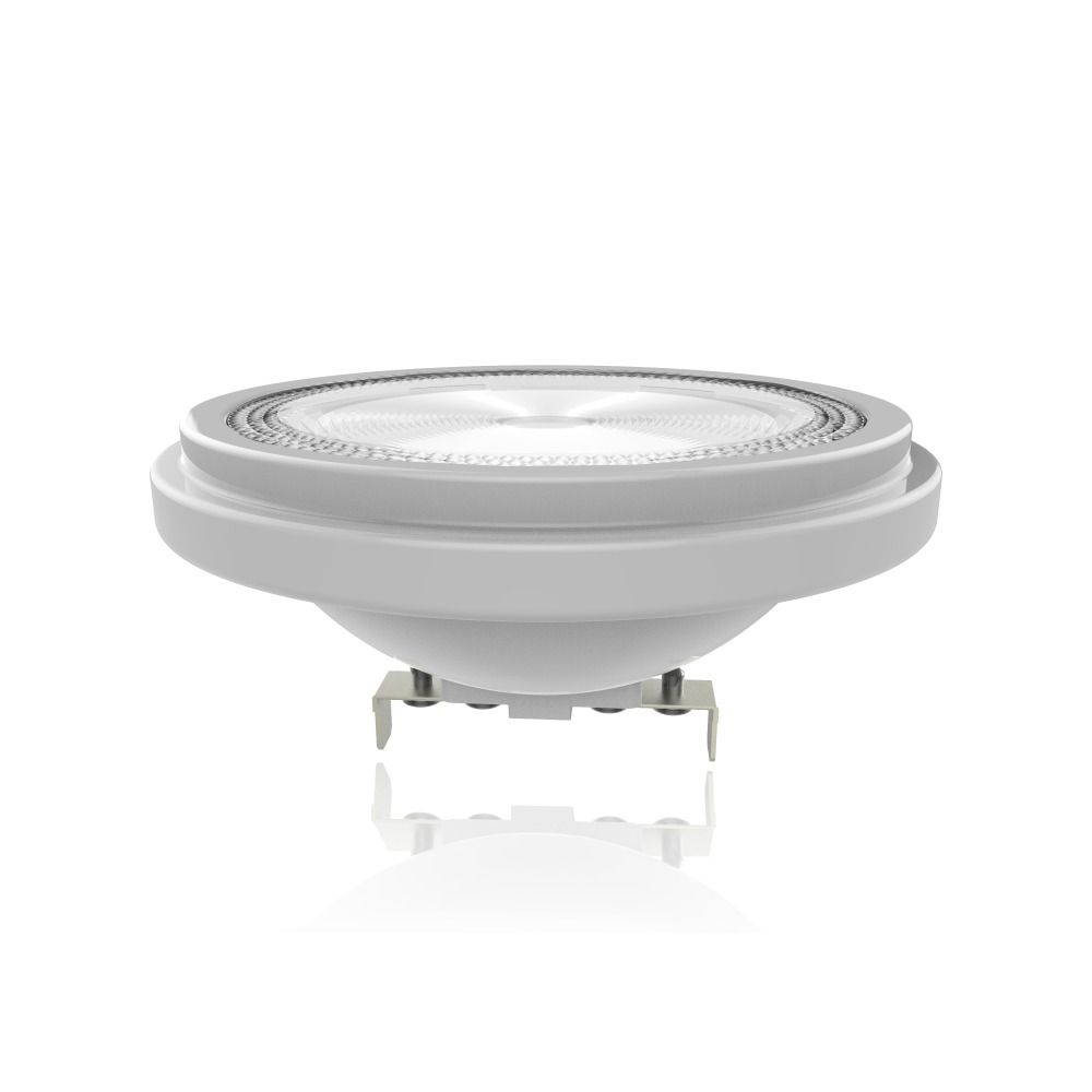 Noxion Lucent LED Kohdevalaisin AR111 G53 12V 12W 930 40D   Lämmin Valkoinen - Paras Värintoisto - Himmennettävä - Korvaa 75W