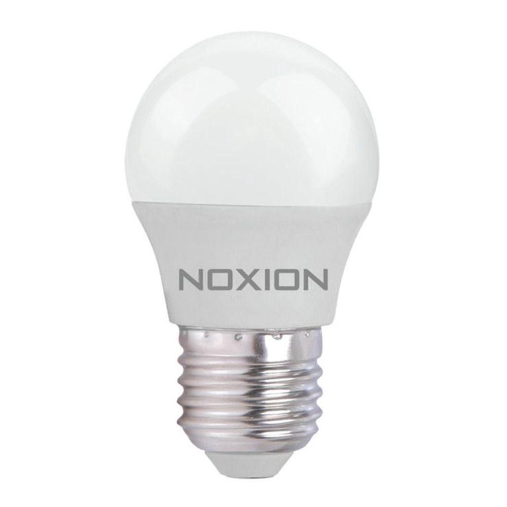 Noxion Lucent LED Classic Lustre 5W 827 P45 E27 | Erittäin Lämmin Valkoinen - Korvaa 40W