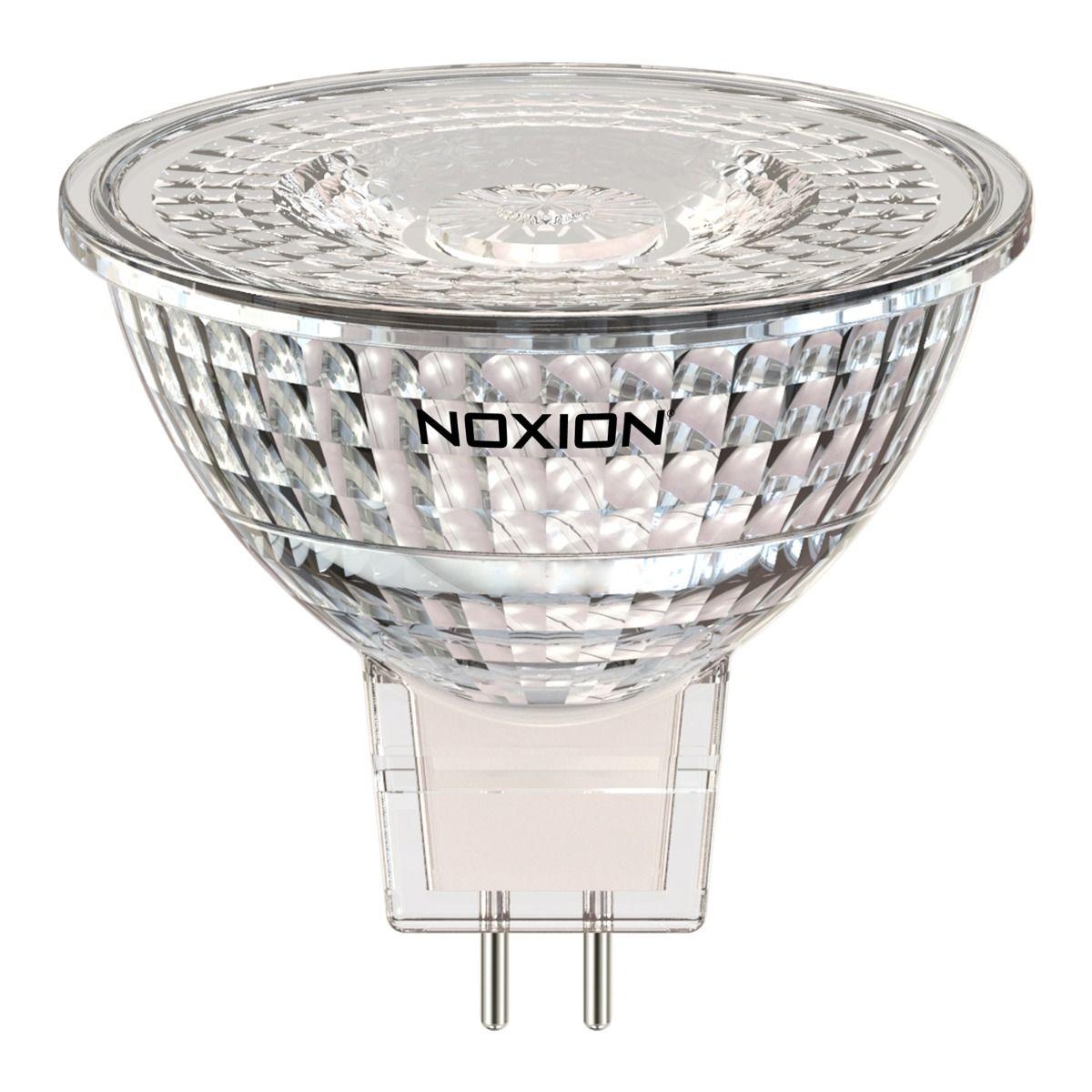 Noxion LED Kohdevalaisin GU5.3 4.5W 827 36D 400lm | Erittäin Lämmin Valkoinen - Korvaa 35W