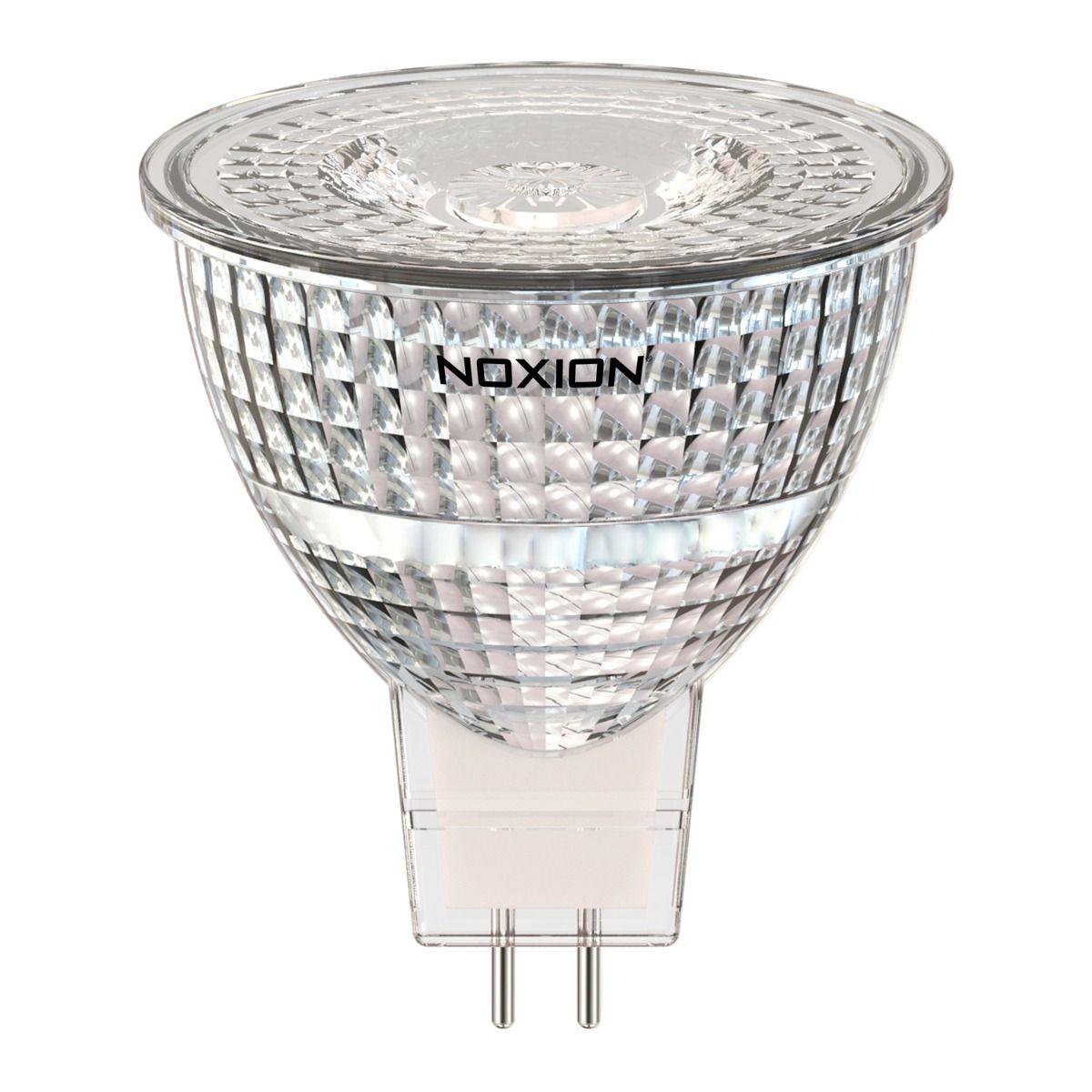 Noxion LED Kohdevalaisin GU5.3 7.8W 827 36D 730lm | Erittäin Lämmin Valkoinen - Korvaa 50W