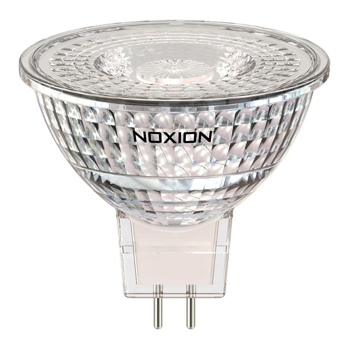 Noxion LED Kohdevalaisin GU5.3 5W 840 36D 490lm | Himmennettävä - Kylmä Valkoinen - Korvaa 35W