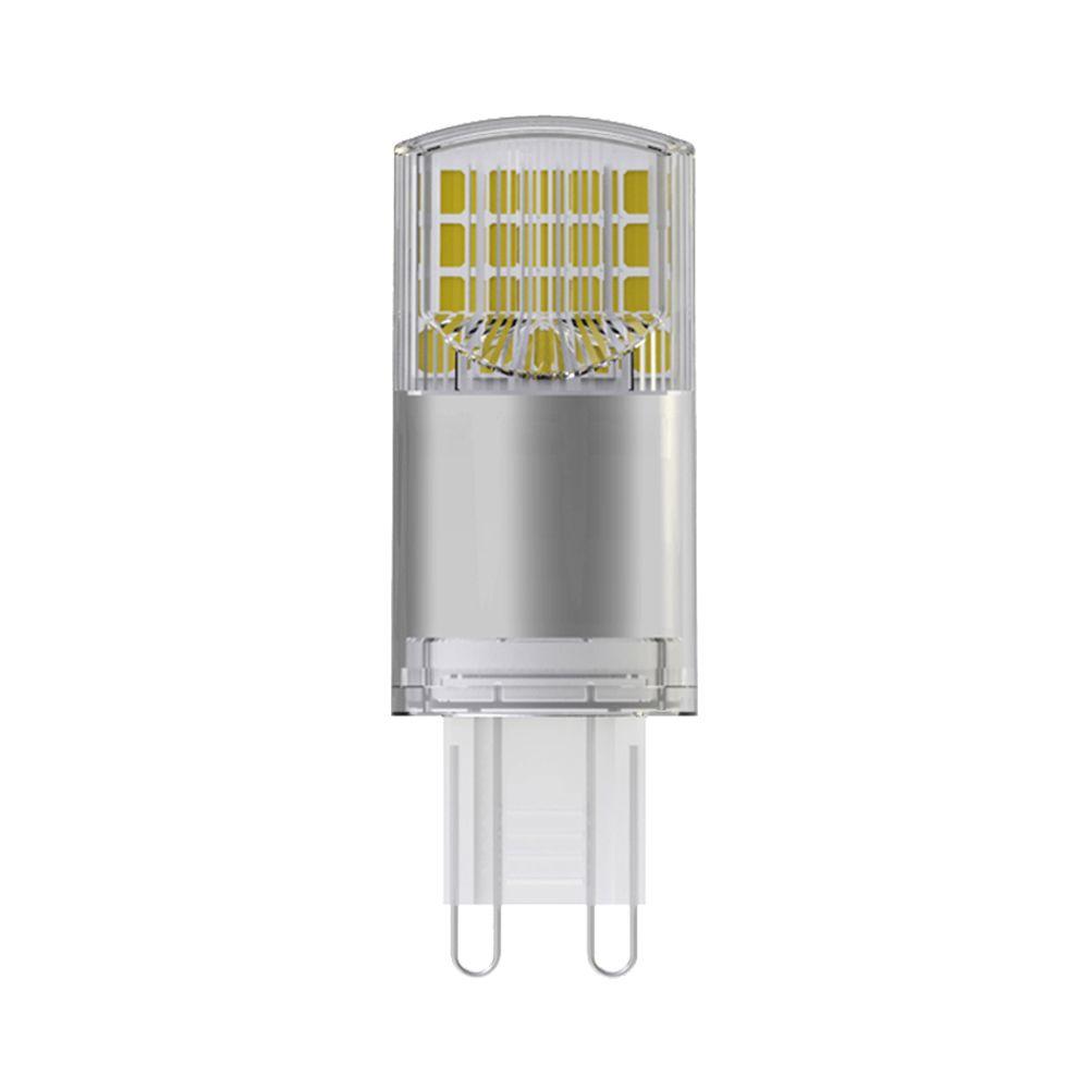 Noxion LED Bolt G9 3.5W 827 | Himmennettävä - Erittäin Lämmin Valkoinen - Korvaa 32W