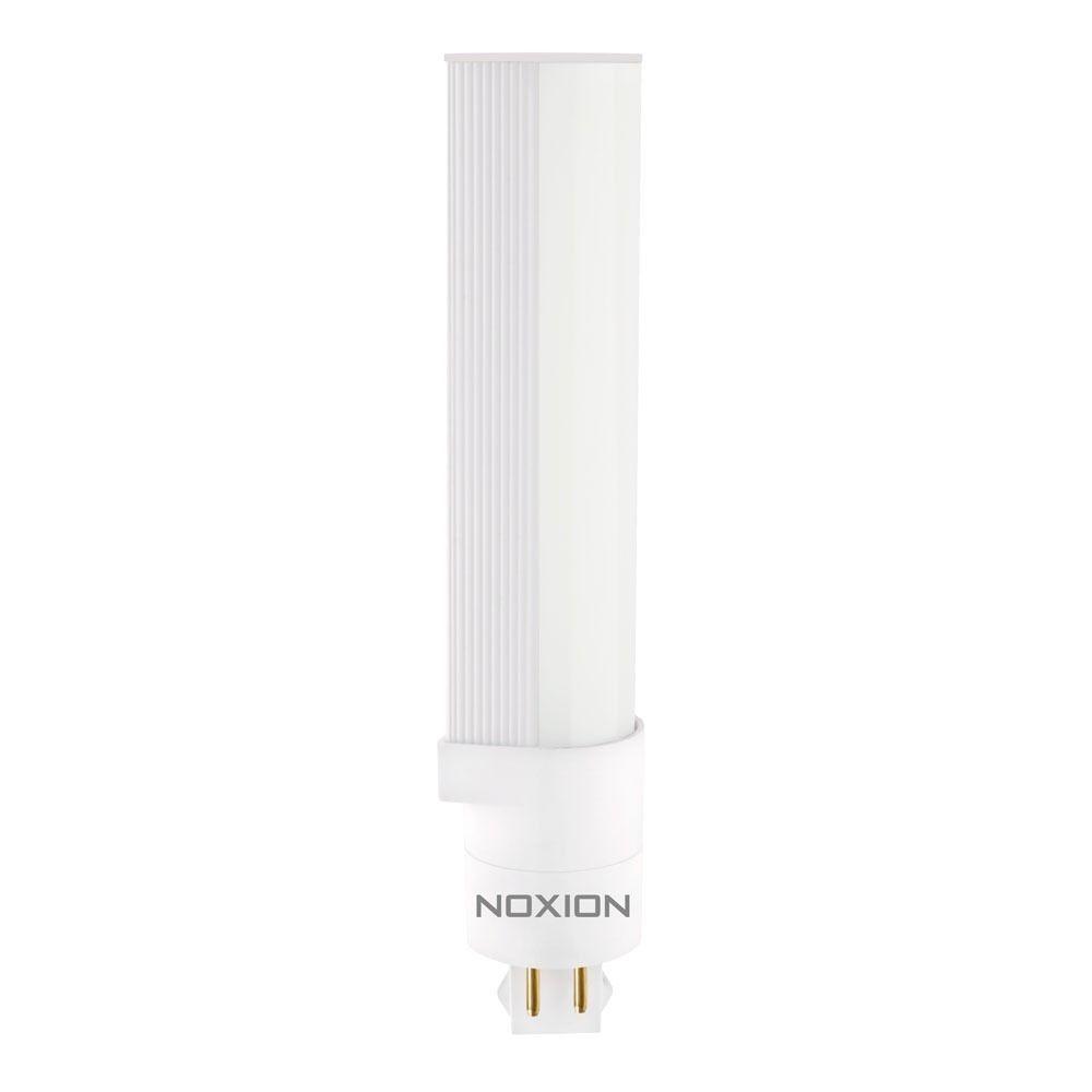 Noxion Lucent LED PL-C HF 9W 830 | Lämmin Valkoinen - 4-nastaa - Korvaa 26W