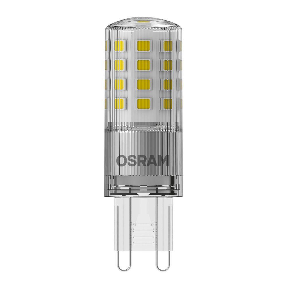 Osram Parathom LED PIN G9 4.2W 827 | Himmennettävä - Erittäin Lämmin Valkoinen - Korvaa 40W