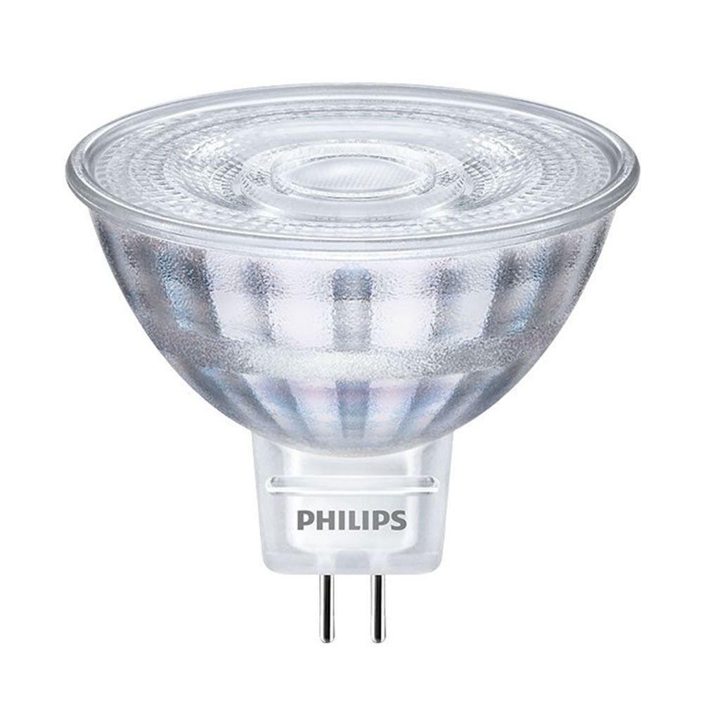 Philips CorePro LEDspot LV GU5.3 MR16 3W 827 36D | Erittäin Lämmin Valkoinen - Korvaa 20W