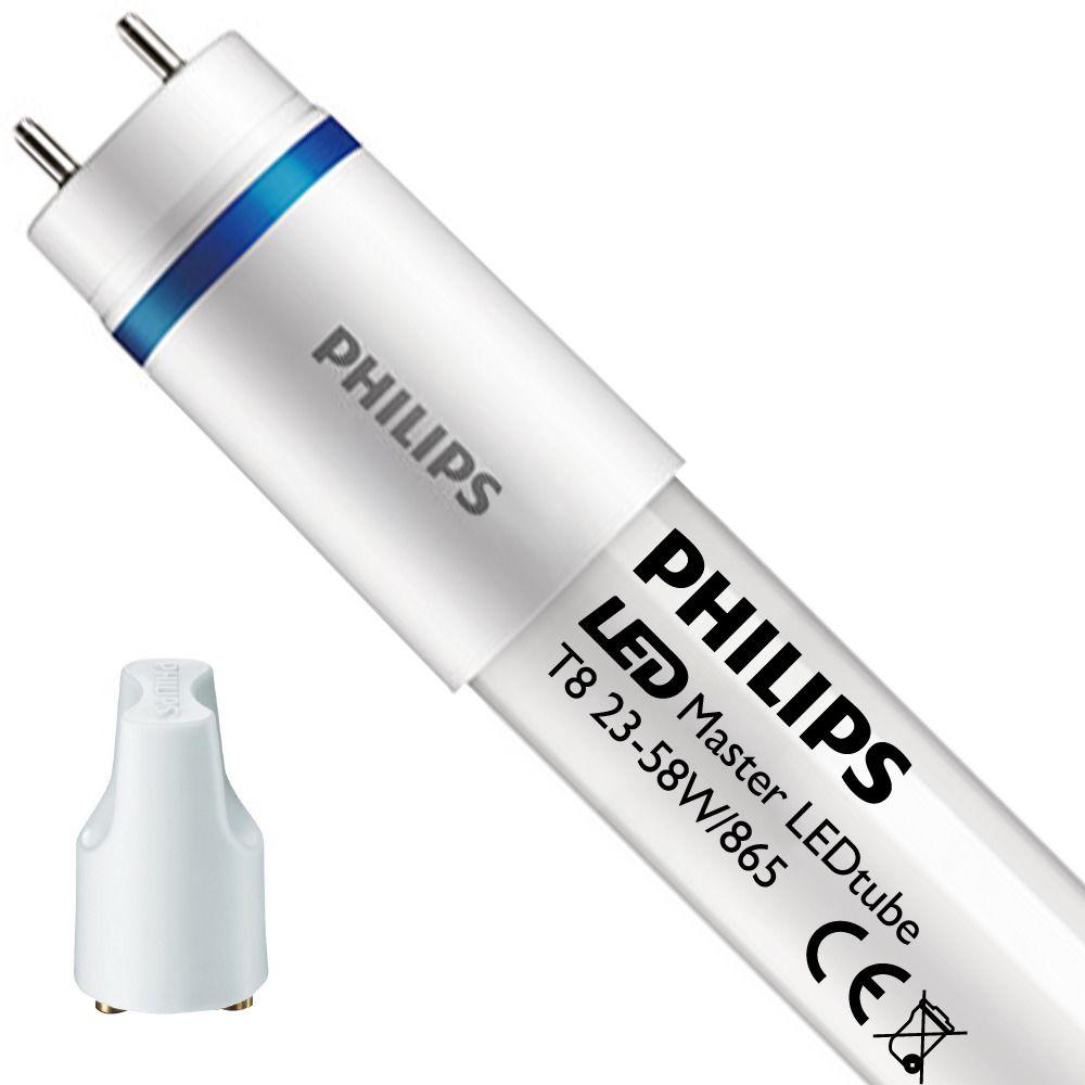 Philips LEDtube EM UO 23W 865 150cm (MASTER)   Päivänvalo Valkoinen - Sisältää sytyttimen - Korvaa 58W