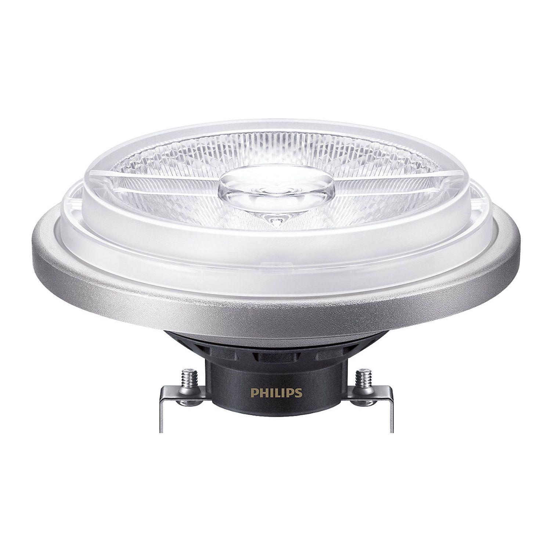 Philips LEDspotLV G53 AR111 (MASTER) 20W 930 24D | Himmennettävä - Paras Värintois- Korvaa 100W