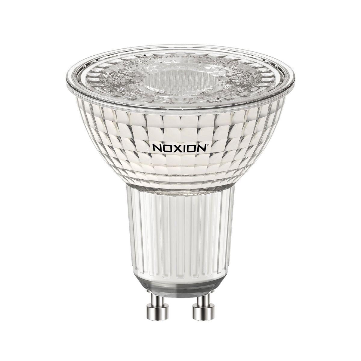Noxion LED Kohdevalaisin PerfectColor GU10 5.5W 940 60D 480lm   Himmennettävä - Kylmä Valkoinen - Korvaa 50W