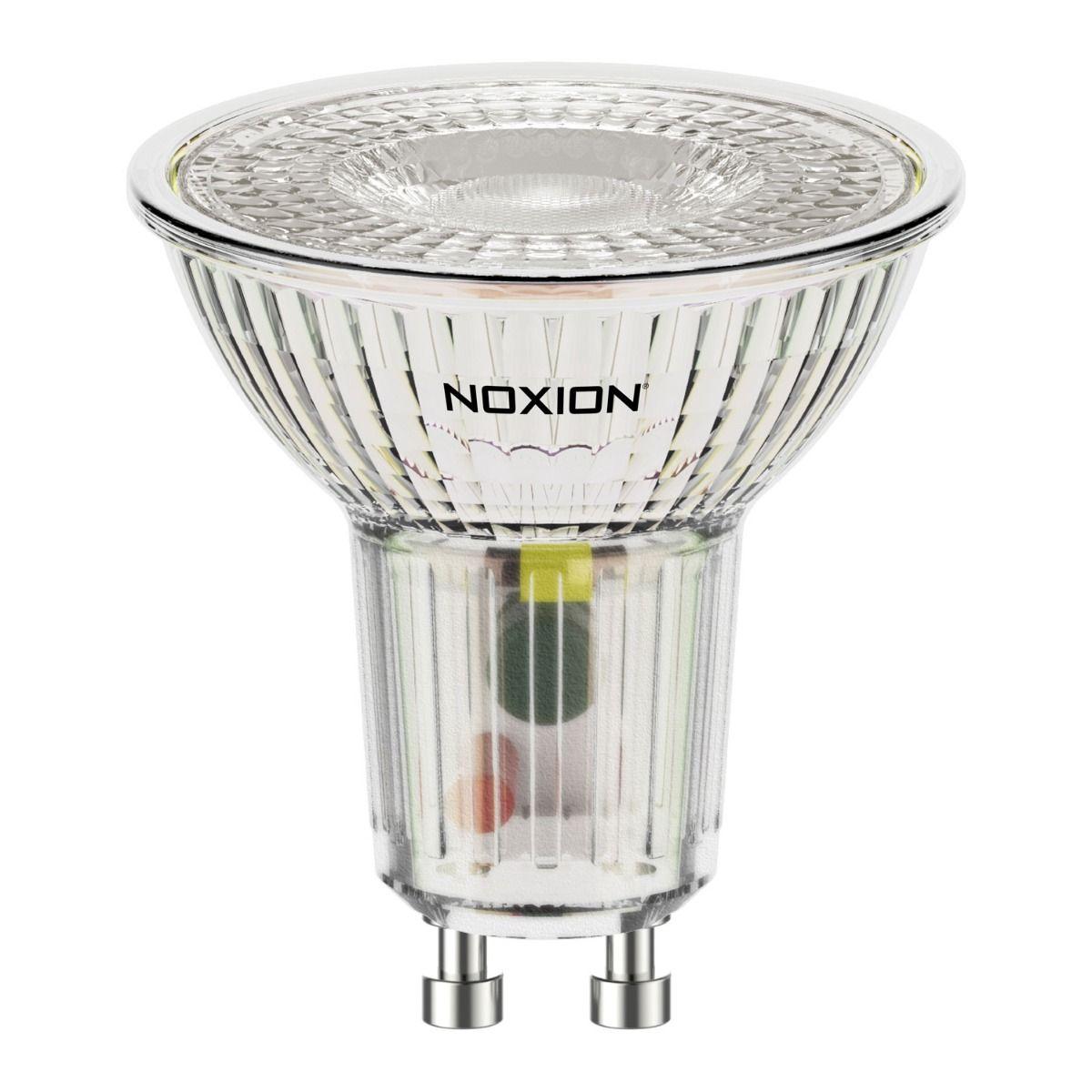 Noxion LED Kohdevalaisin GU10 3.7W 830 36D 260lm | Lämmin Valkoinen - Korvaa 35W