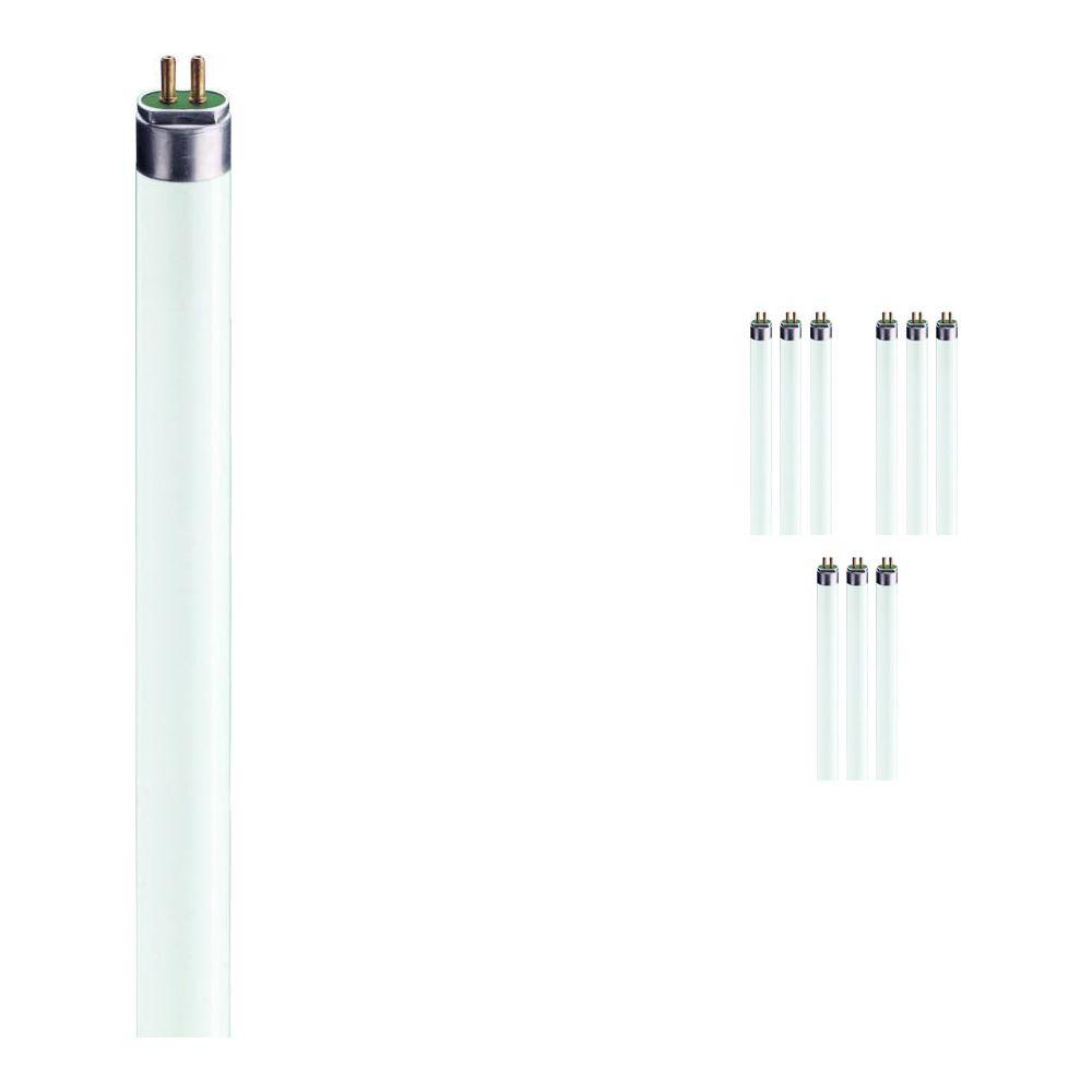 Monipakkaus 10x Philips TL5 HE 28W 840 (MASTER) | 115cm - Kylmä Valkoinen