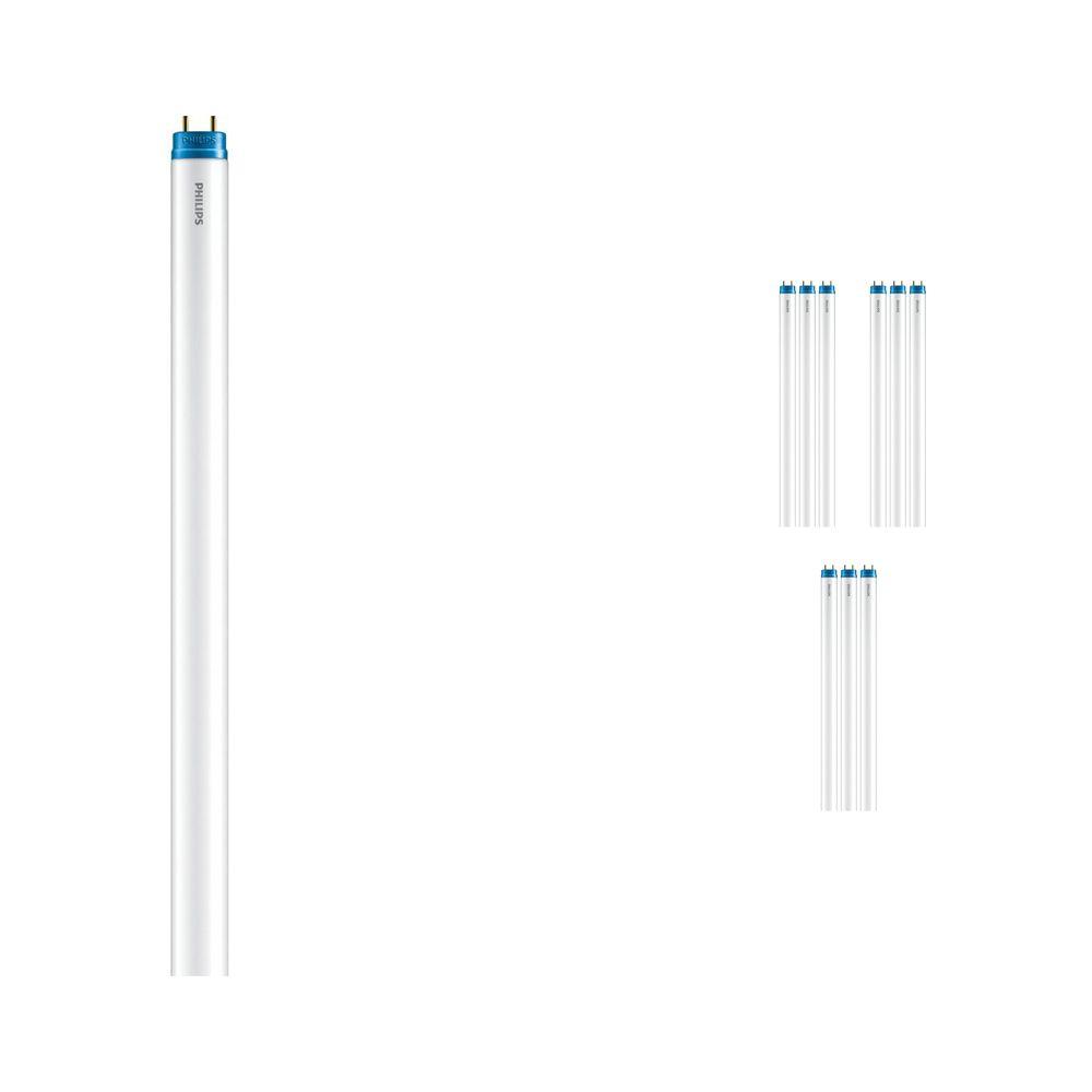 Monipakkaus 10x Philips CorePro LEDtube EM HO 18W 840 120cm | Kylmä Valkoinen - Sisältää sytyttimen - Korvaa 36W