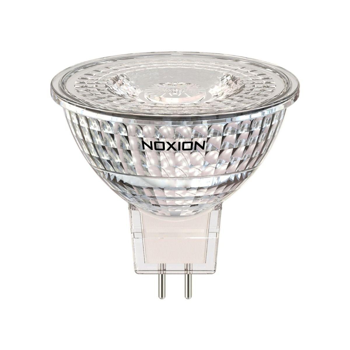Noxion LED Kohdevalaisin GU5.3 5.3W 827 36D 470lm   Himmennettävä - Erittäin Lämmin Valkoinen - Korvaa 35W