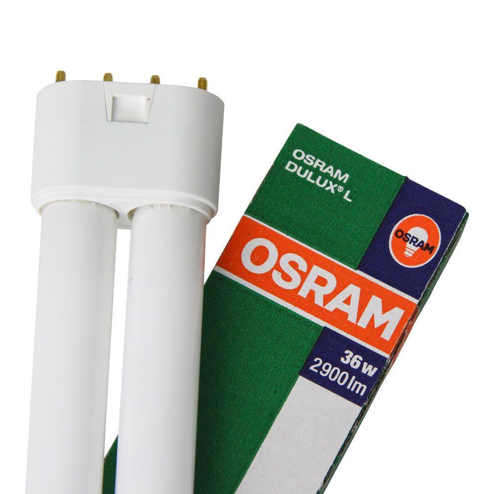 Osram Dulux L 36W 840 | Kylmä Valkoinen - 4-Nastaa