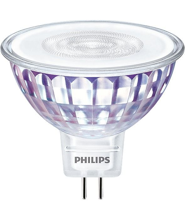 Philips CorePro LEDspot LV GU5.3 MR16 7W 840 36D   Kylmä Valkoinen - Korvaa 50W