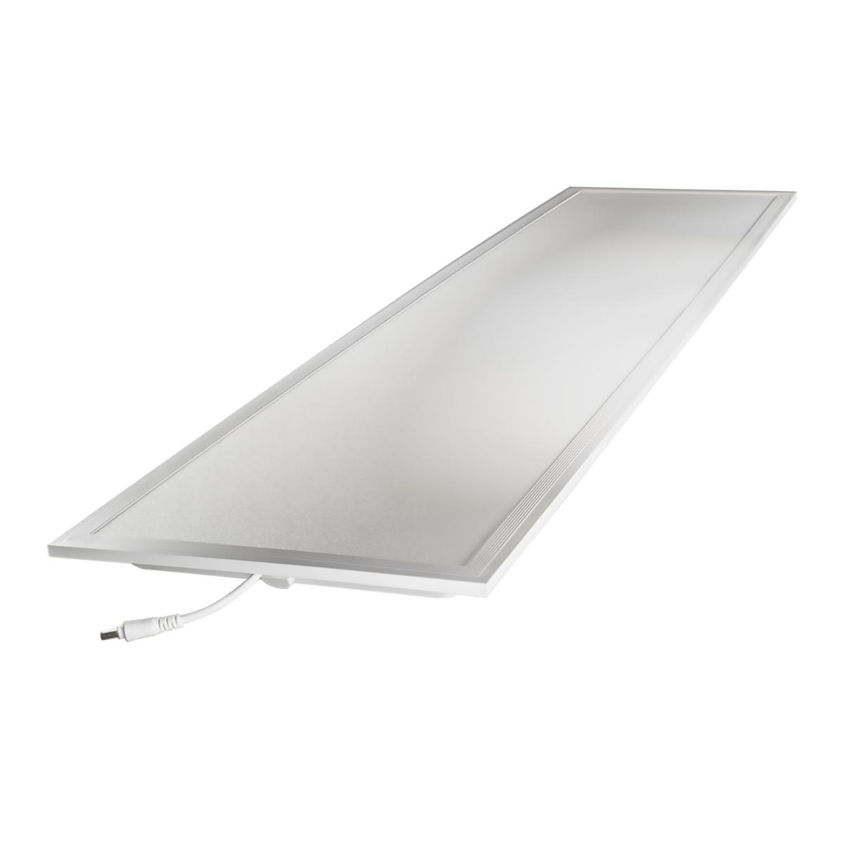 Noxion LED Paneeli Delta Pro V2.0 Xitanium DALI 30W 30x120cm 3000K 3960lm UGR <19 | Dali Himmennettävä - Lämmin Valkoinen - Korvaa 2x36W