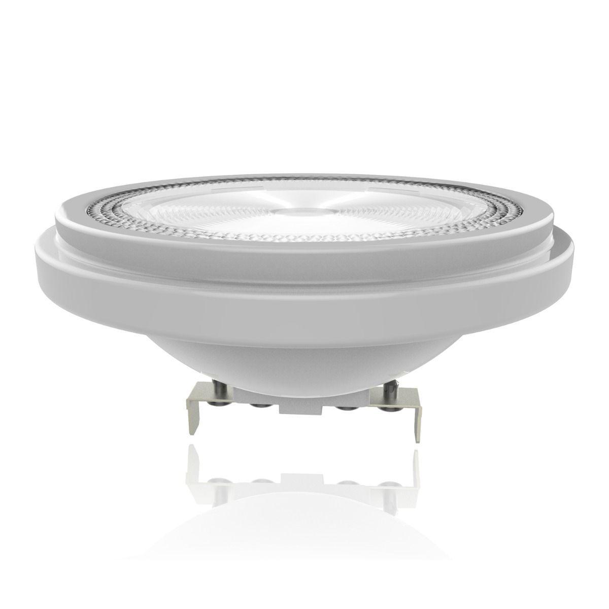 Noxion Lucent LED Kohdevalaisin AR111 G53 12V 11.5W 930 40D   Himmennettävä - Paras Värintois- Korvaa 75W