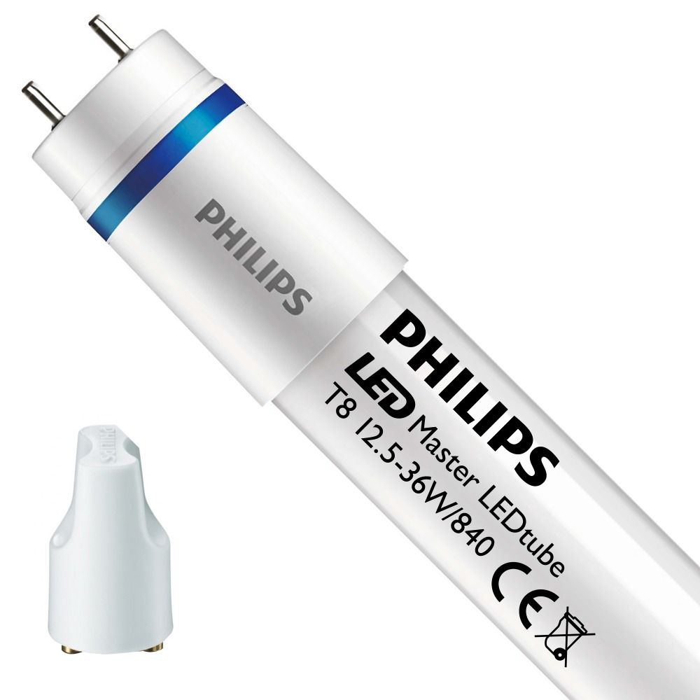 Philips LEDtube EM HO 12.5W 840 120cm (MASTER) | Kylmä Valkoinen - Sisältää sytyttimen - Korvaa 36W