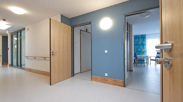 LED-Seinävalo