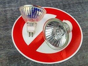 LED-spotit kiellettyjen halogeenilamppujen sijaan