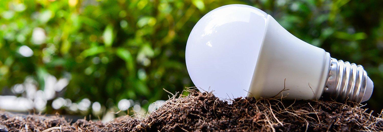 lamppu LED ympäristö